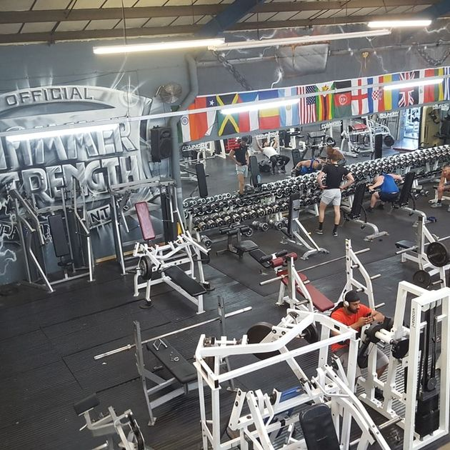Foundry Gym Wolverhampton