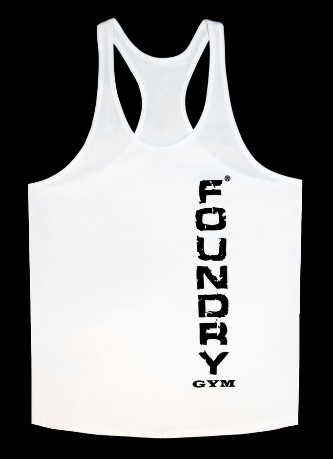 WEIGHTLIFTING STRINGER VEST
