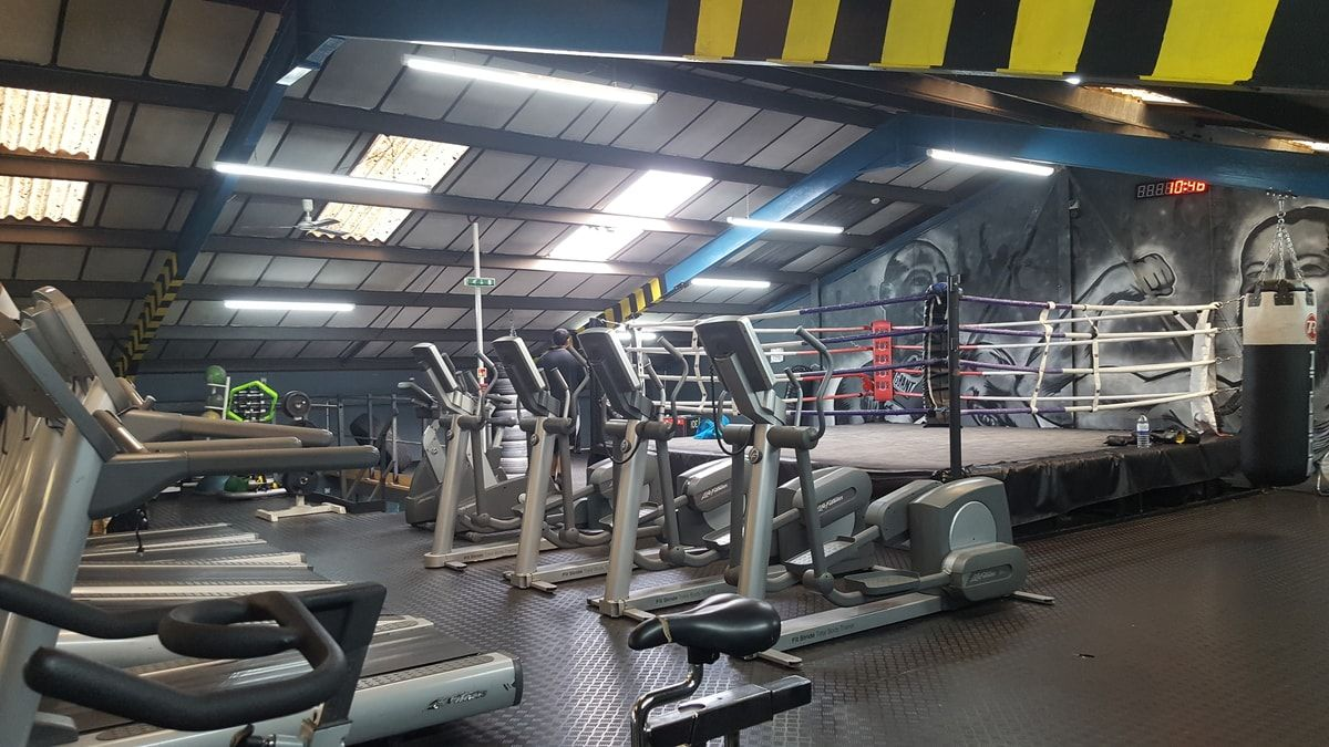 Foundry gym wolverhampton