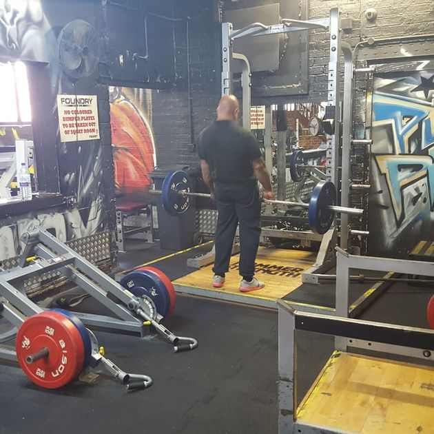 Foundry Gym Walsall